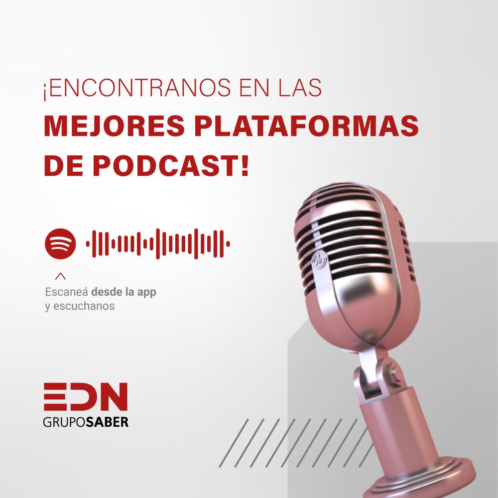 EDN GRUPO SABER - PODCAST DE NEGOCIOS